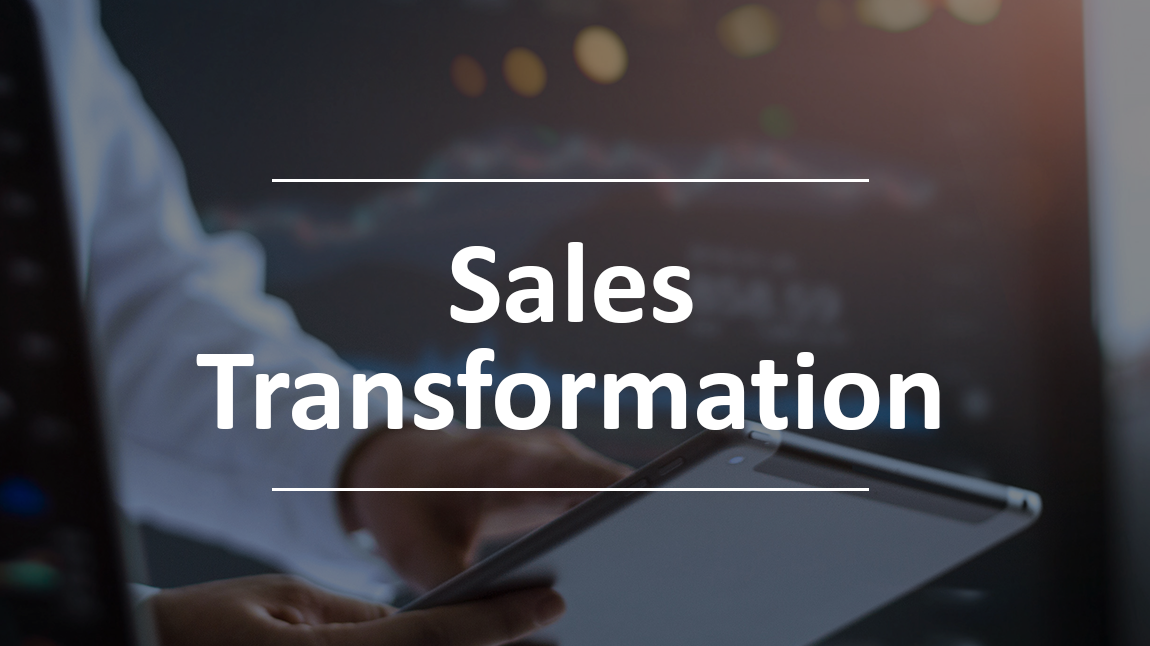 Sales transformation rectangle