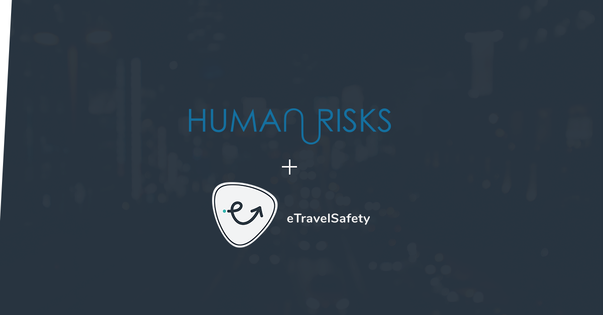 eTS & Human Risks: Working Together To Keep Your People Safe