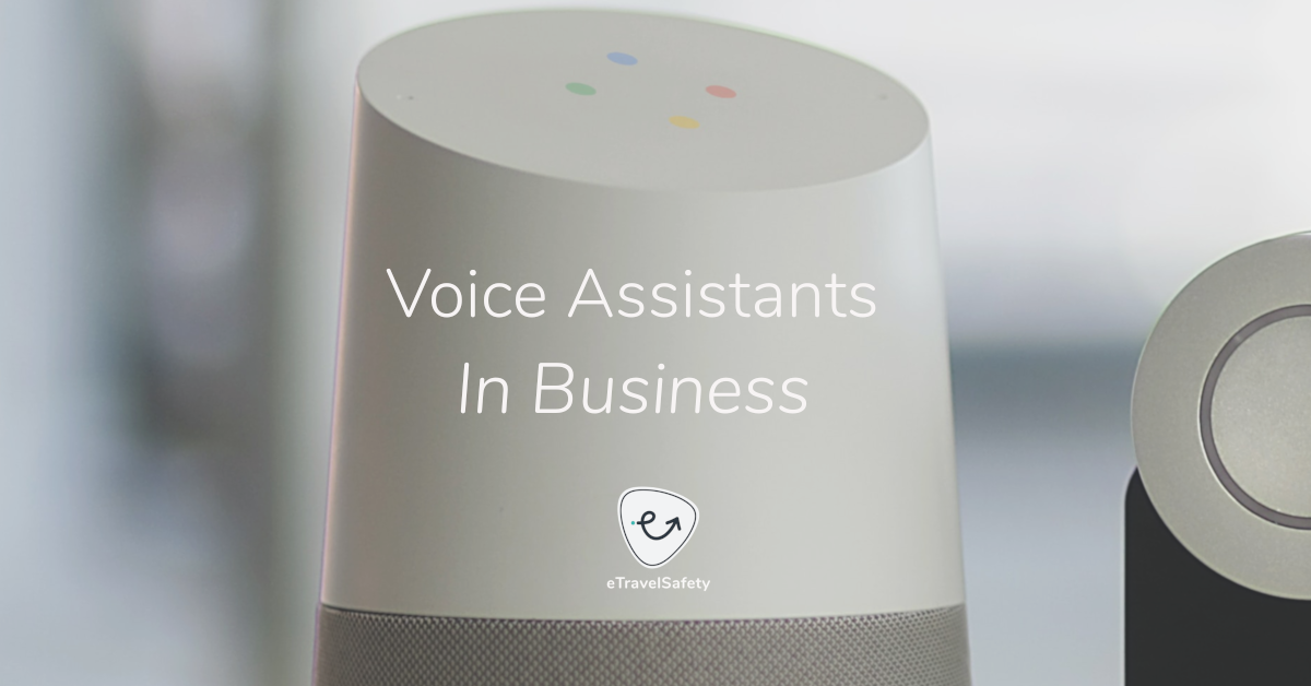 voice assistants in business